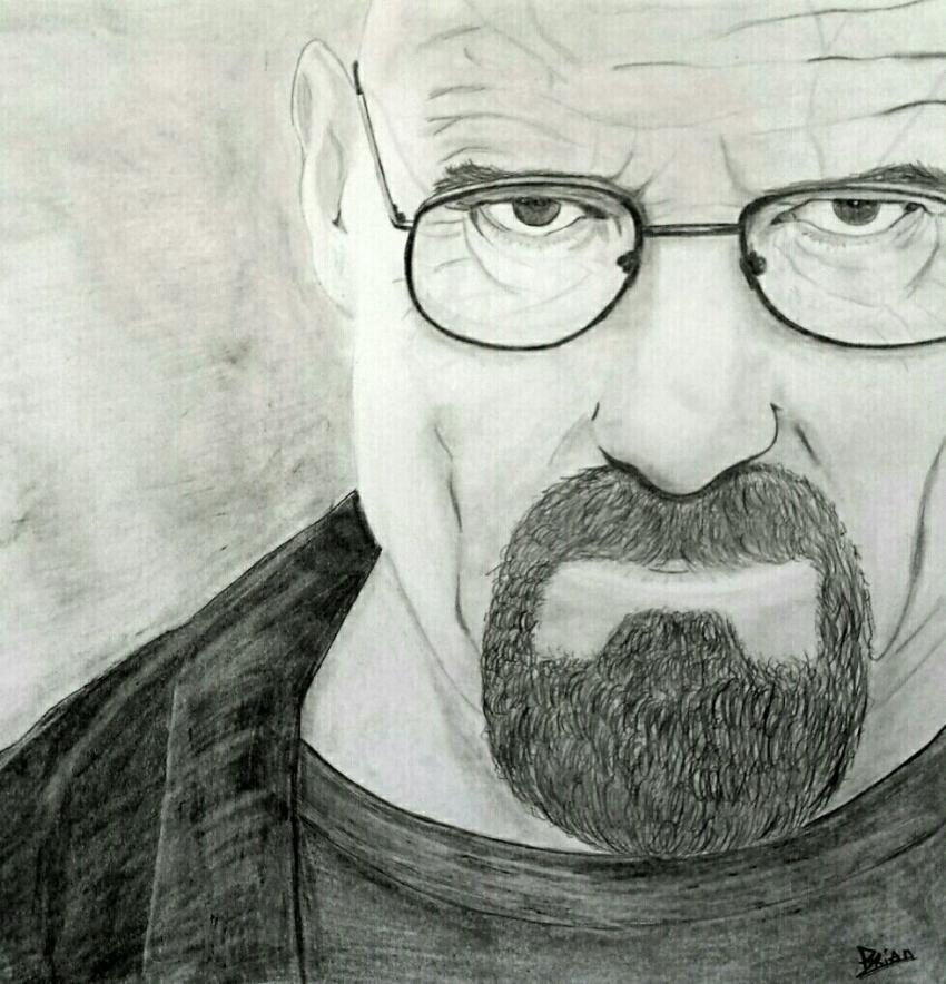 Bryan Cranston by Brian4